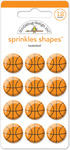 Basketball Sprinkles - Doodlebug
