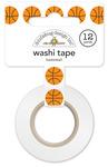 Basketball Washi Tape - Doodlebug