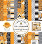 Slam Dunk Paper Pack - Doodlebug