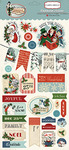 Christmas Wonderland Chipboard Stickers - Carta Bella