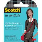 1/Pkg - Scotch Essentials Sweater Pill Remover
