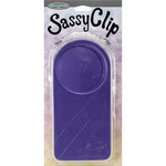 Purple - Sassy Table Clip