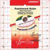 """6.5""""X6.5"""" - SewEasy Square Quilt Ruler"""