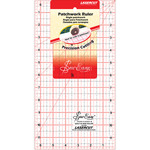 """12""""X6.5"""" - SewEasy Patchwork Quilt Ruler"""