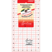 "12""X6.5"" - SewEasy Patchwork Quilt Ruler"
