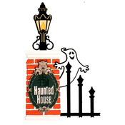 Haunted House - Paper Wizard Die-Cut