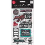 Chalk-Fabulous - Chipboard Value Pack