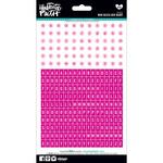 Mini Bless Her Heart Light Pink - Genesis Alphabet Stickers