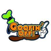 Goofin Off - Paper Wizard Die-Cut