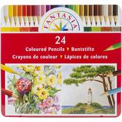Fantasia Colored Pencil Set 24pc