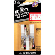 Aleene's Ultimate Multi-Surface Adhesive 3/Pkg