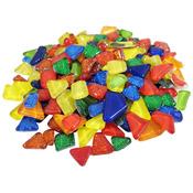 Brights - Cobblestones Solids & Glitter Mix 8oz