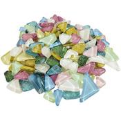 Lights - Cobblestones Solids & Glitter Mix 8oz