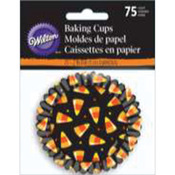Candy Corn 75/Pkg - Standard Baking Cups