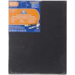 "Black - Elmer's Foam Boards 11""X14""X.1875"" 4/Pkg"