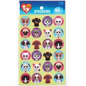 Pet - Beanie Boos Stickers 96/Pkg