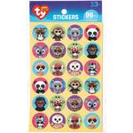 Jungle - Beanie Boos Stickers