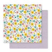Showroom Paper - Memorandum - Pink Paislee
