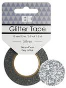 Silver Glitter Tape - Best Creation