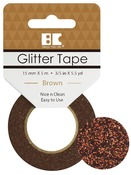 Brown Glitter Tape - Best Creation