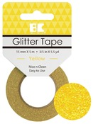 Yellow Glitter Tape - Best Creation