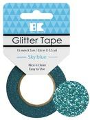 Sky Blue Glitter Tape - Best Creation