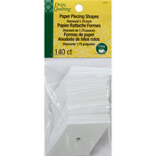 "1.75"" 140/Pkg - Dritz Quilting Paper Piecing 60 Degree Diamond"