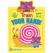 Lines - Train Your Hand Skill Book