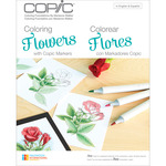 Coloring Flowers - Copic Books