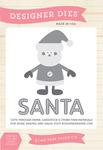 Santa Comes To Town Designer Die Set - Echo Park