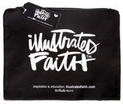 Get It Together Zipper Pouch - Illustrated Faith