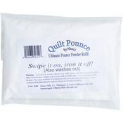 2oz White - Ultimate Quilt Pounce Chalk Refill