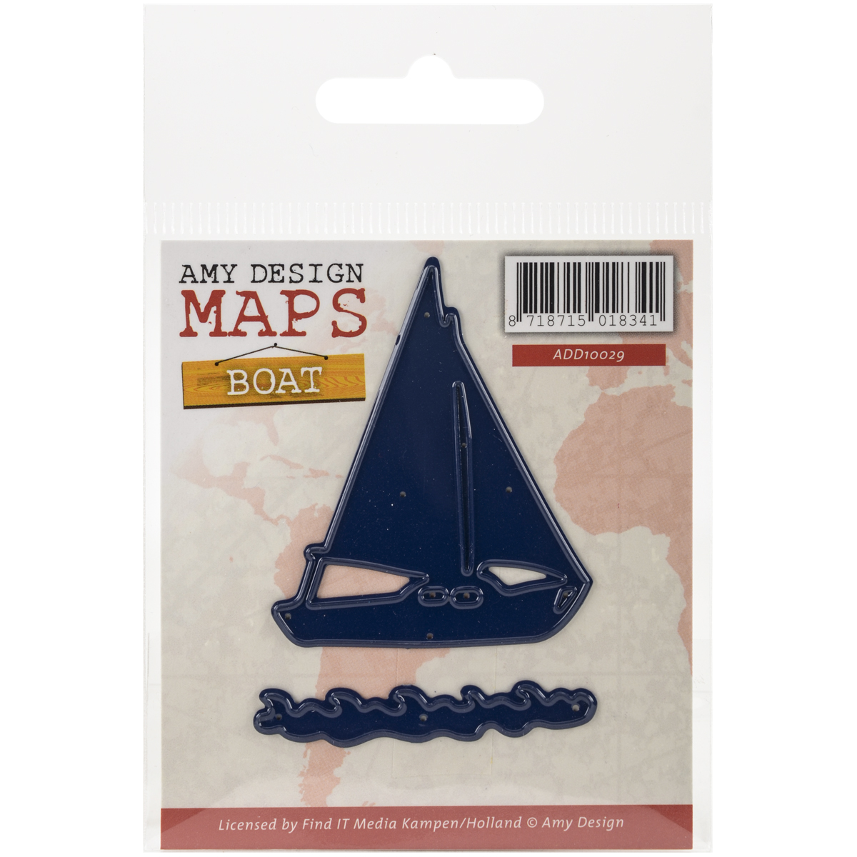 Boat - Find It Trading Amy Design Map Die