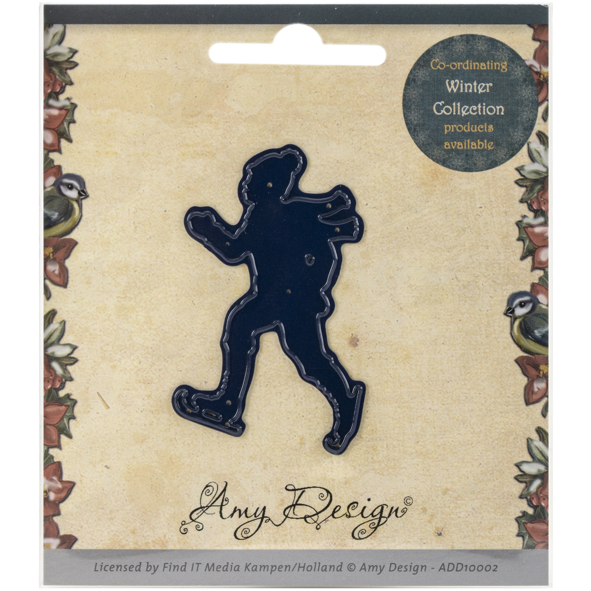 Ice Skater - Find It Trading Amy Design Die