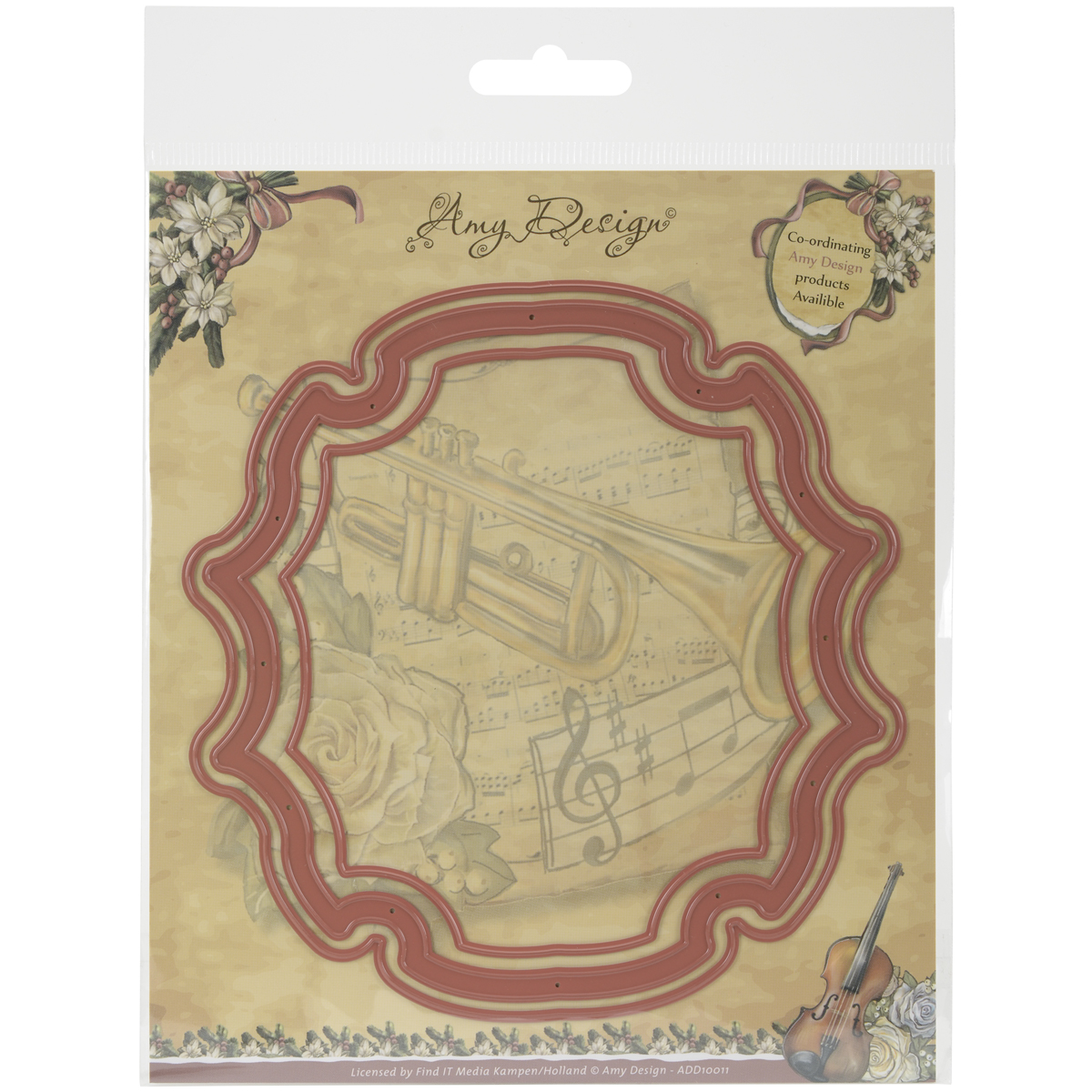 Frame - Find It Trading Amy Design Vintage Christmas Die