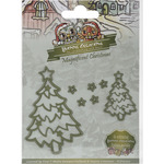 Christmas Star Tree - Find It Trading Yvonne Creations Magnificent Christmas Die