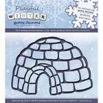 Igloo - Find It Trading Yvonne Creations Playful Winter Die