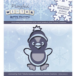Penguin - Find It Trading Yvonne Creations Playful Winter Die