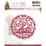 Village Ornament - Find It Trading Precious Marieke Charming Christmas Die