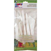 Simply Art Palette Painting Knives 5/Pkg