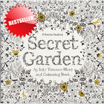 Secret Garden Coloring Book - Chronicle Books
