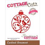 "Cardinal Ornament 2.5""X3"" - CottageCutz Elites Die"
