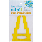 "Mini Pom Pom Maker 5""X3"""