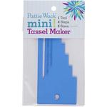 """Pattiewack Designs Mini Tassel Maker 5.5""""X2.5"""""""