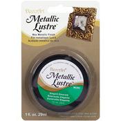 Elegant Emerald - Metallic Lustre Wax Finish 1oz