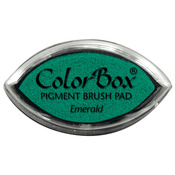 Emerald - ColorBox Pigment Cat's Eye Ink Pad