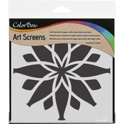 "Bold Star - ColorBox Screens 6""X6"""