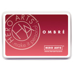 Light To Red Royal - Hero Arts Ombre Ink Pad