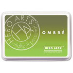 Lime To Forever Green - Hero Arts Ombre Ink Pad