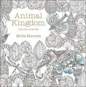 Animal Kingdom Color Me, Draw Me - Lark Books